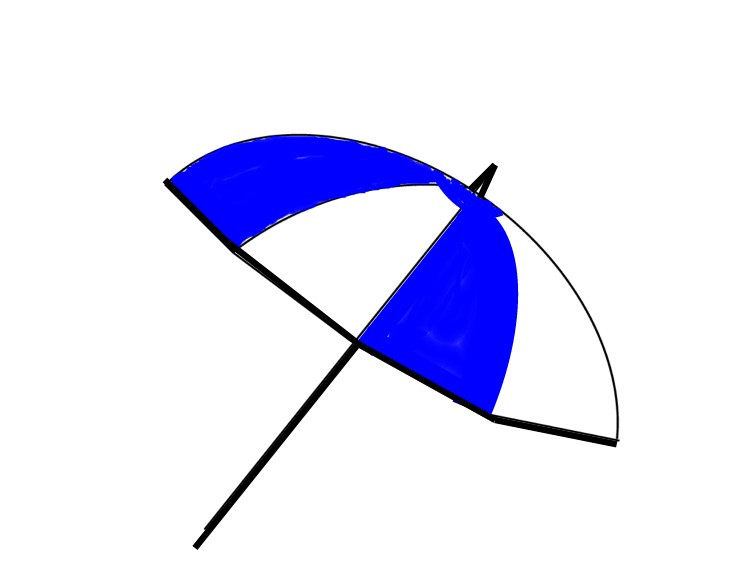 745x573 Beach Umbrella Clipart This Clipart Image May Be