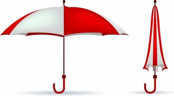 600x331 Beach Umbrella Free Vector Download (1,128 Free Vector)