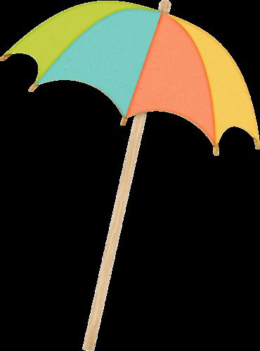 370x500 Summer Clipart Umbrella