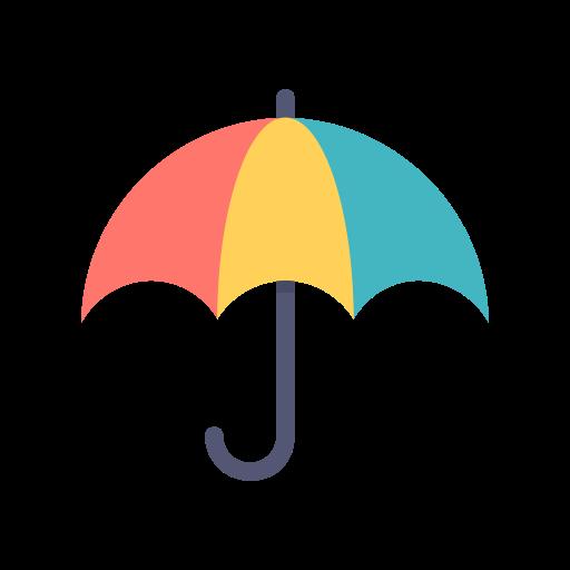 512x512 Umbrella, Sun, Protection, Rain, Summer Icon