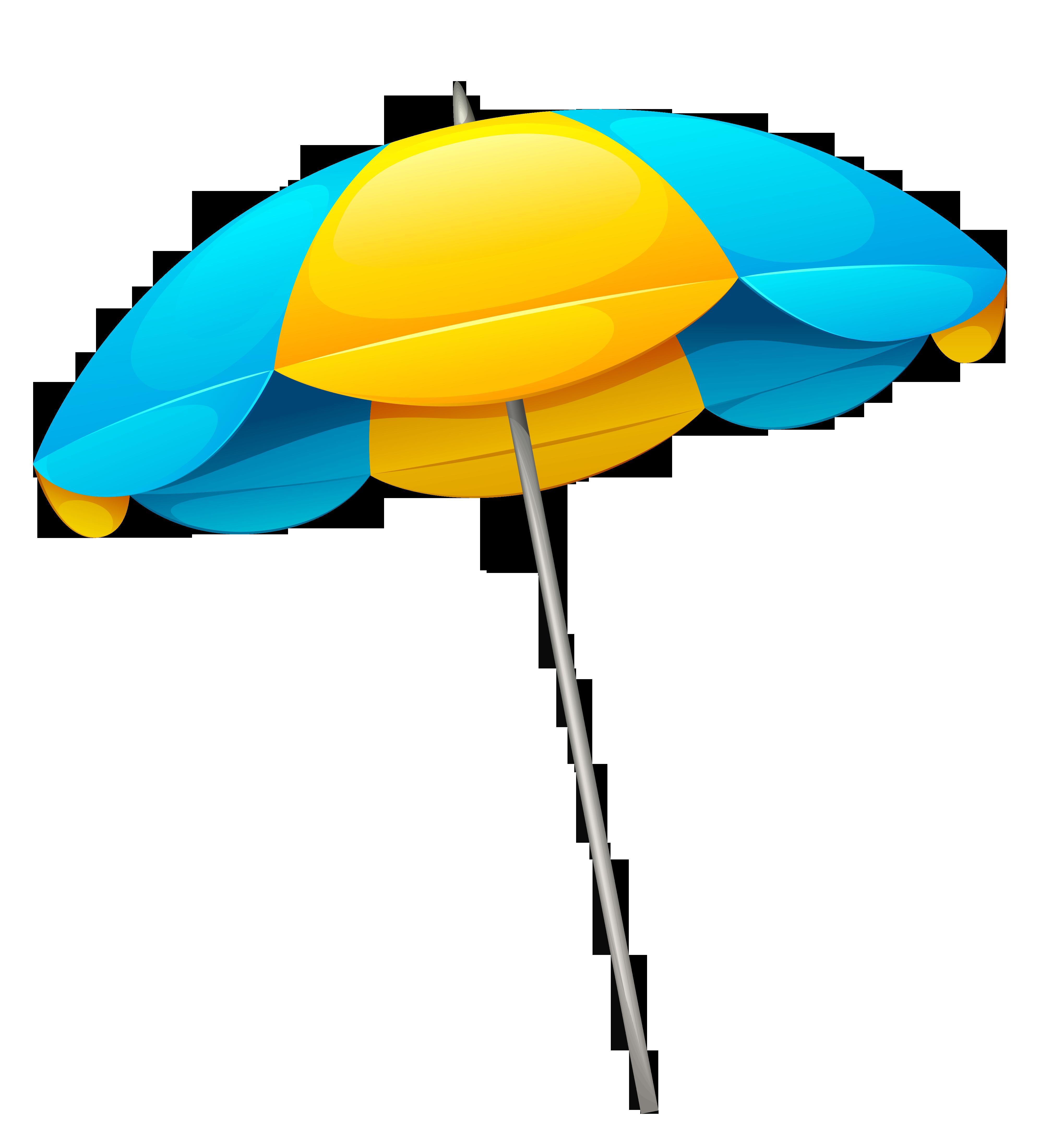 4055x4400 Yellow Blue Beach Umbrella Png Clipartu200b Gallery Yopriceville