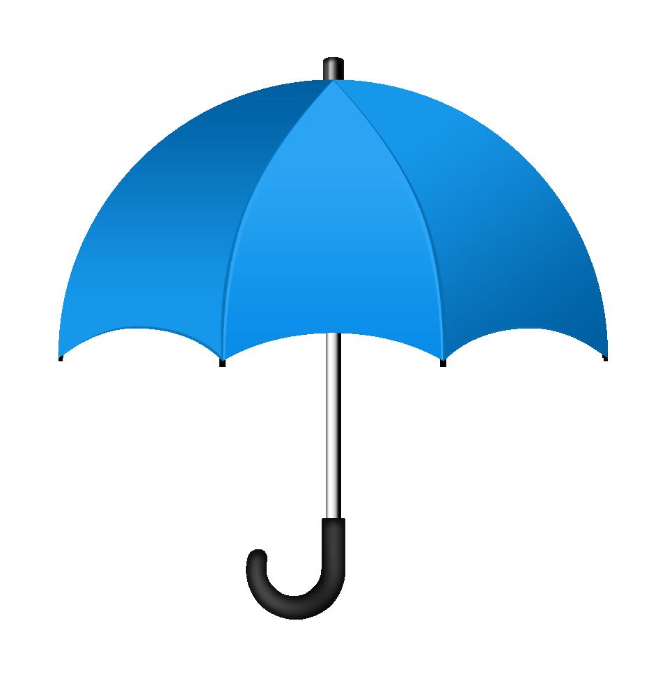 958x994 Colour Umbrella Png