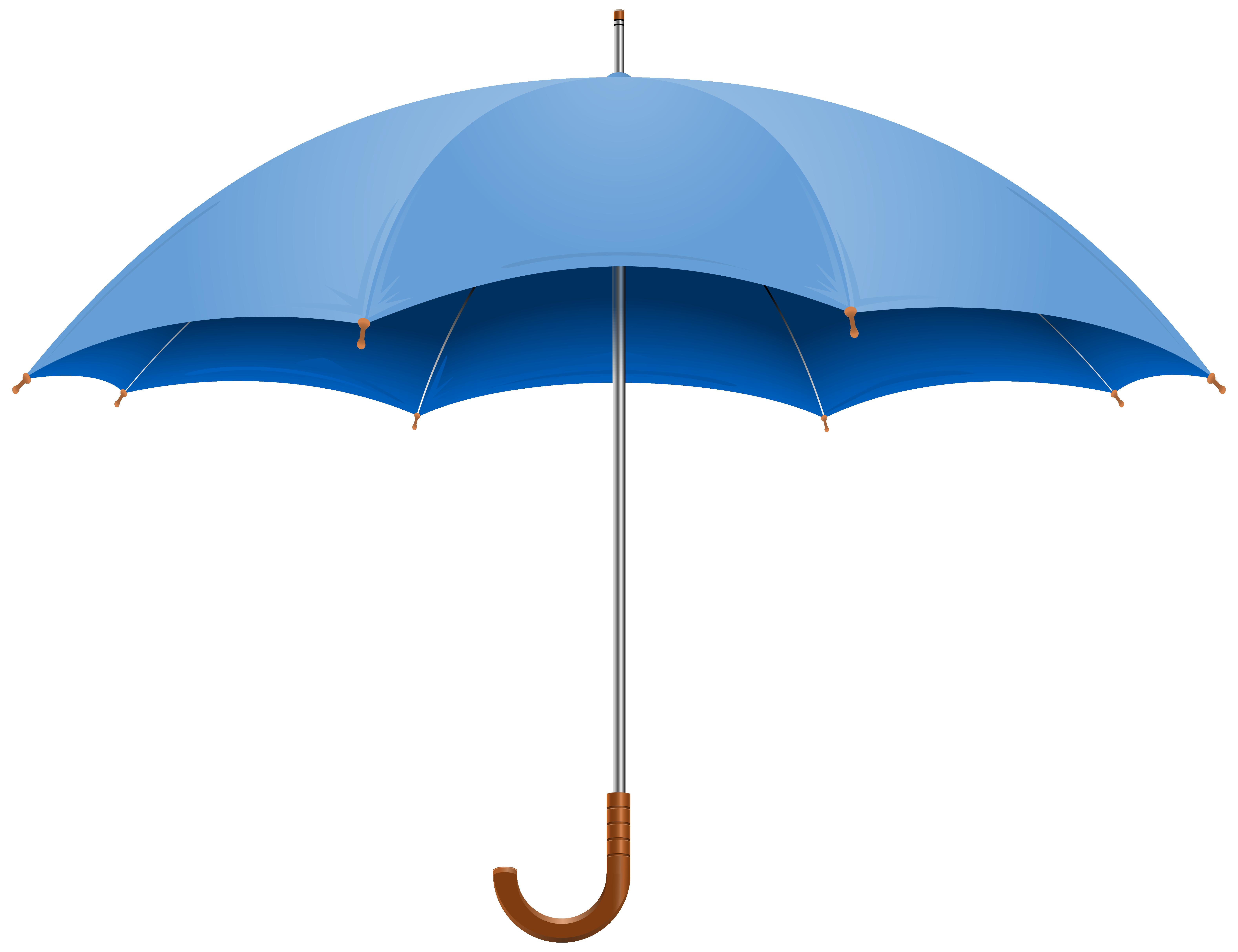 6308x4853 Blue Open Umbrella Png Clipart Imageu200b Gallery Yopriceville