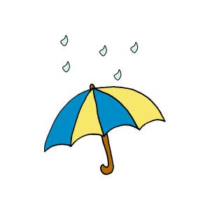 300x300 Spring Rain Clipart