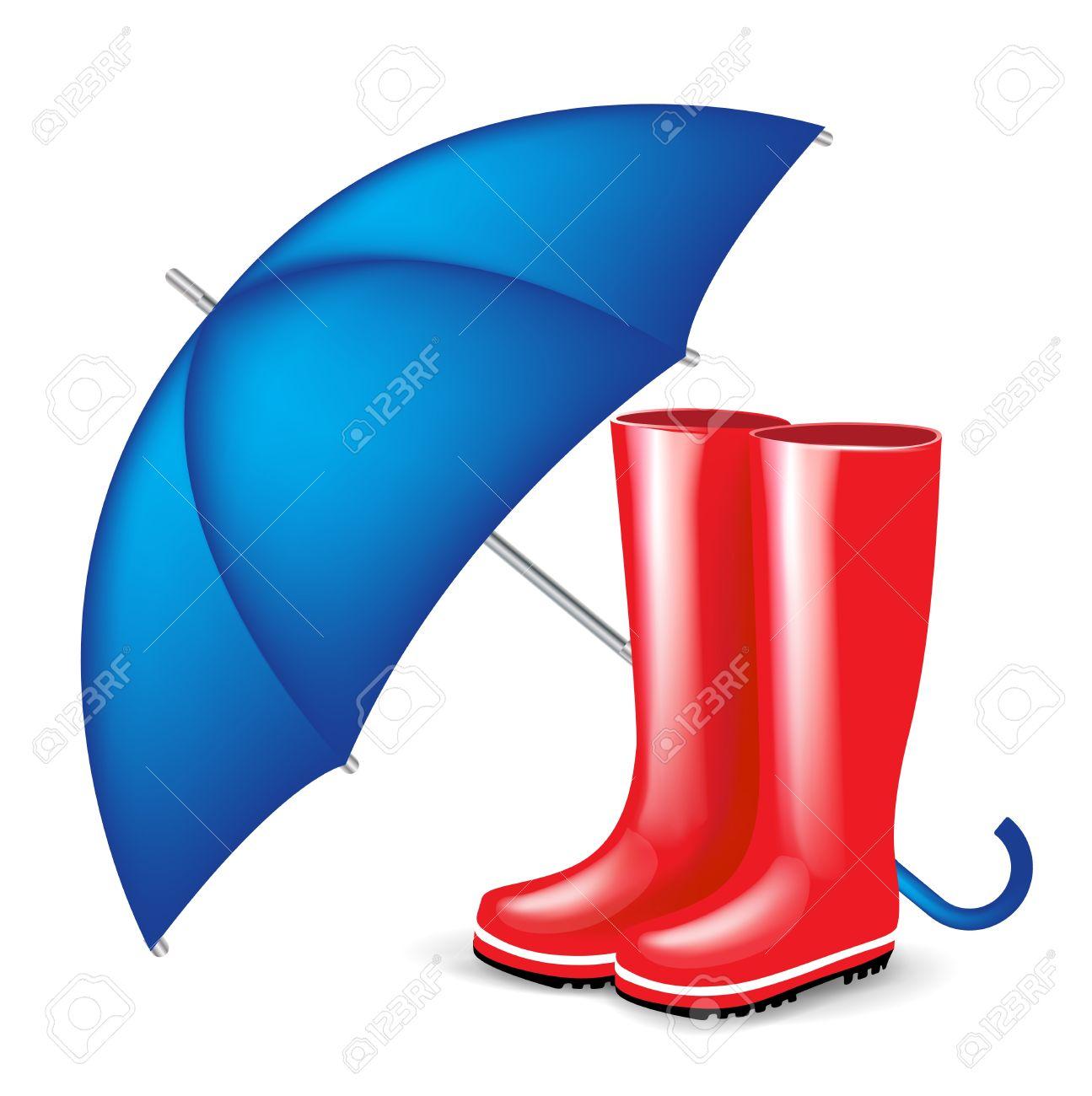 1295x1300 Umbrella Clipart Rain Boot