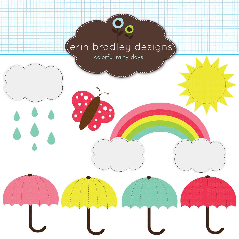 1500x1500 Umbrella Clipart Rainbow Umbrella