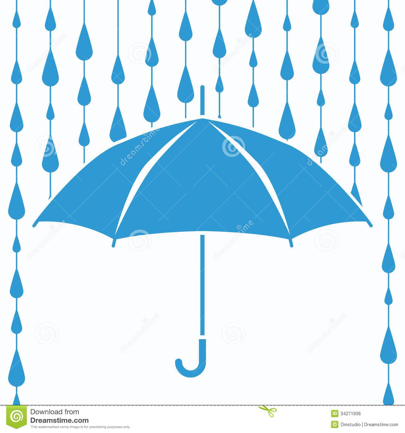 1300x1390 Umbrella Clipart Umbrella Raindrops