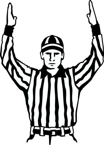 360x500 Football Referee Clipart 101 Clip Art On Referee Clipart
