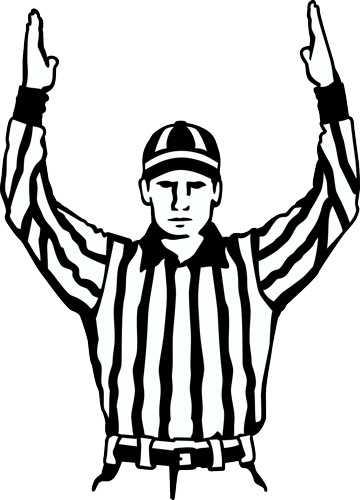 Umpire Clipart
