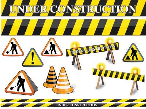 500x374 Clipart Site En Construction
