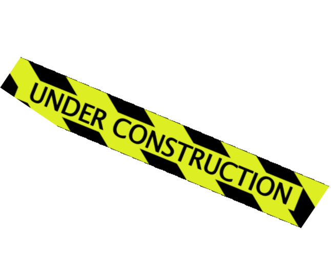 646x528 Construction Tape Clipart