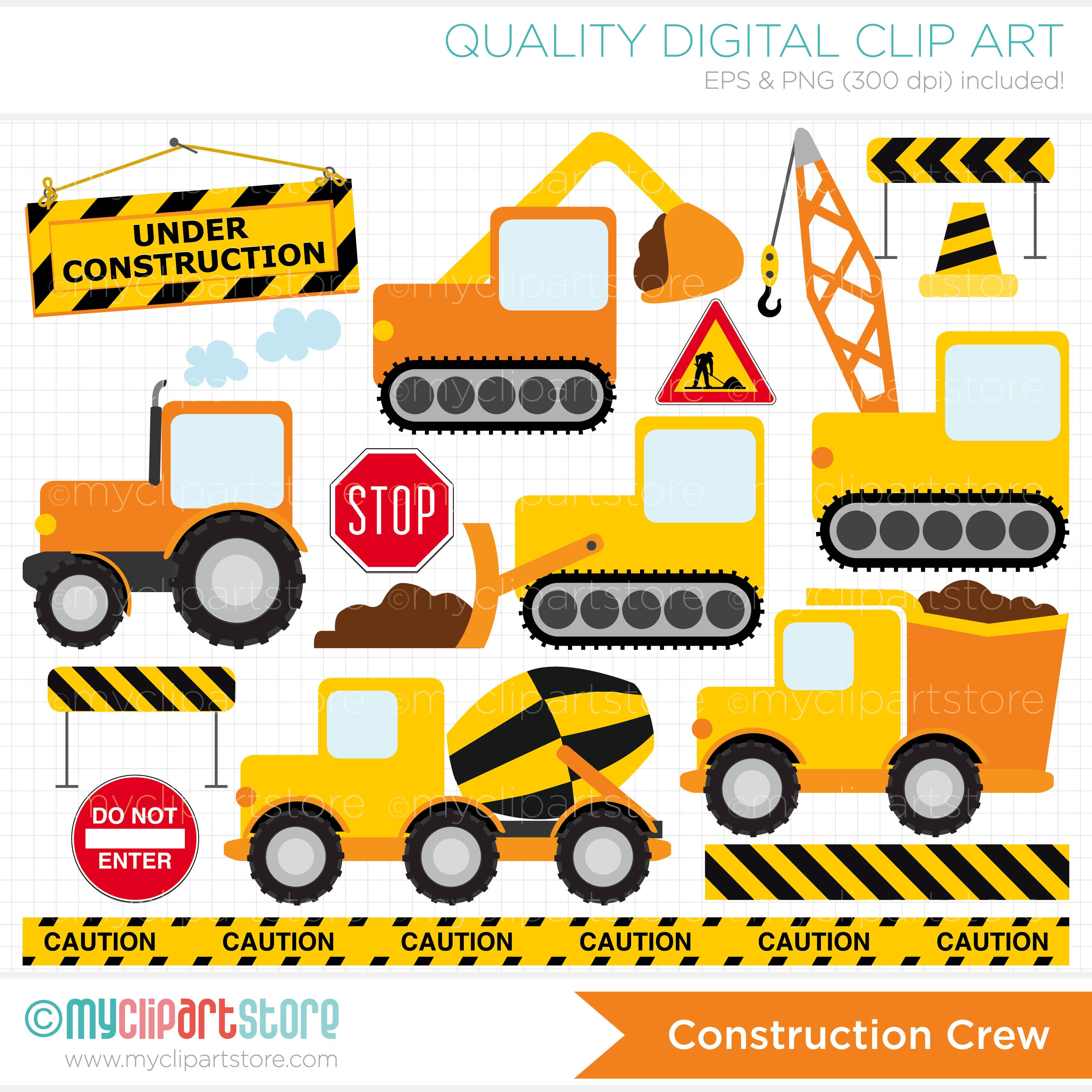 3600x3600 Construction Site Clipart