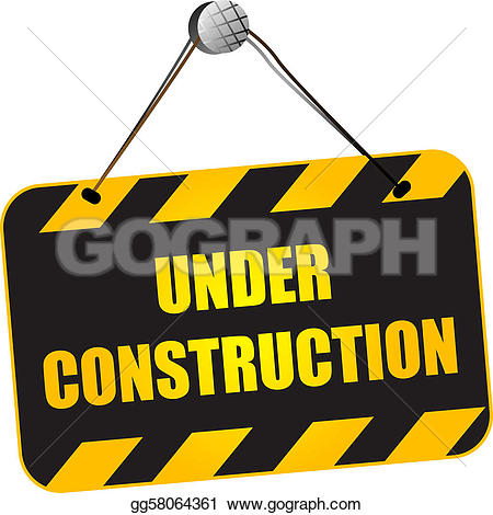 450x470 Under Construction Clip Art