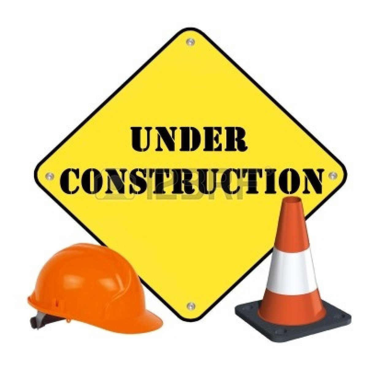 1200x1200 Under Construction Clipart Free Clipart Images