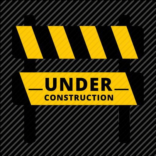 512x512 Barrier, Build, Building Zone, Construction, Maintenance