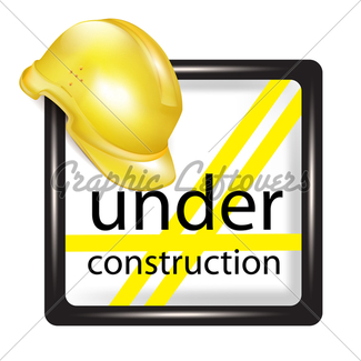 325x325 Under Construction Sign Gl Stock Images