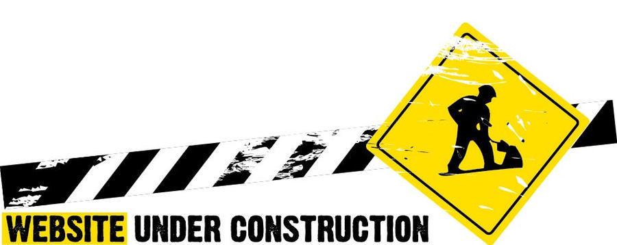 900x358 Website Under Construction Design