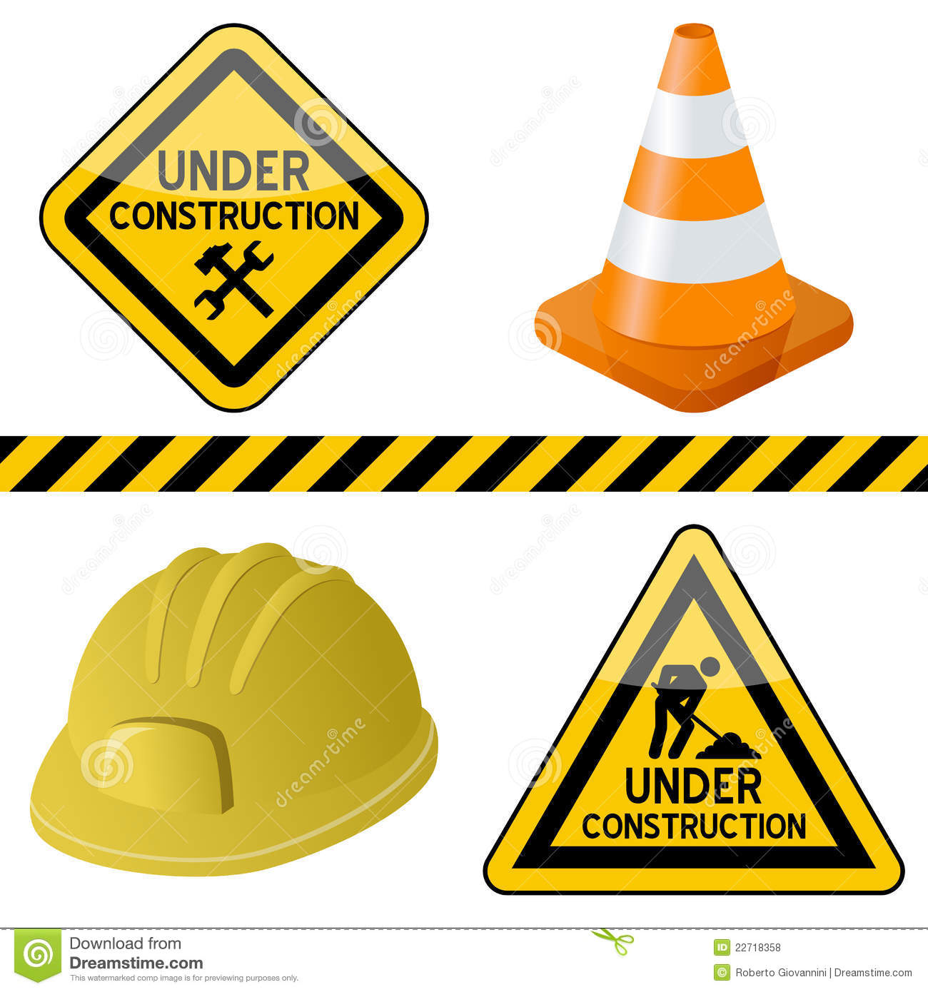 1300x1390 Cone Clipart Construction Work