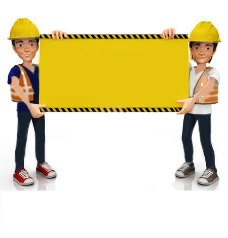 450x470 Christian Under Construction Clipart