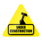 170x170 Stock Illustration Of Under Construction Sign K9101057