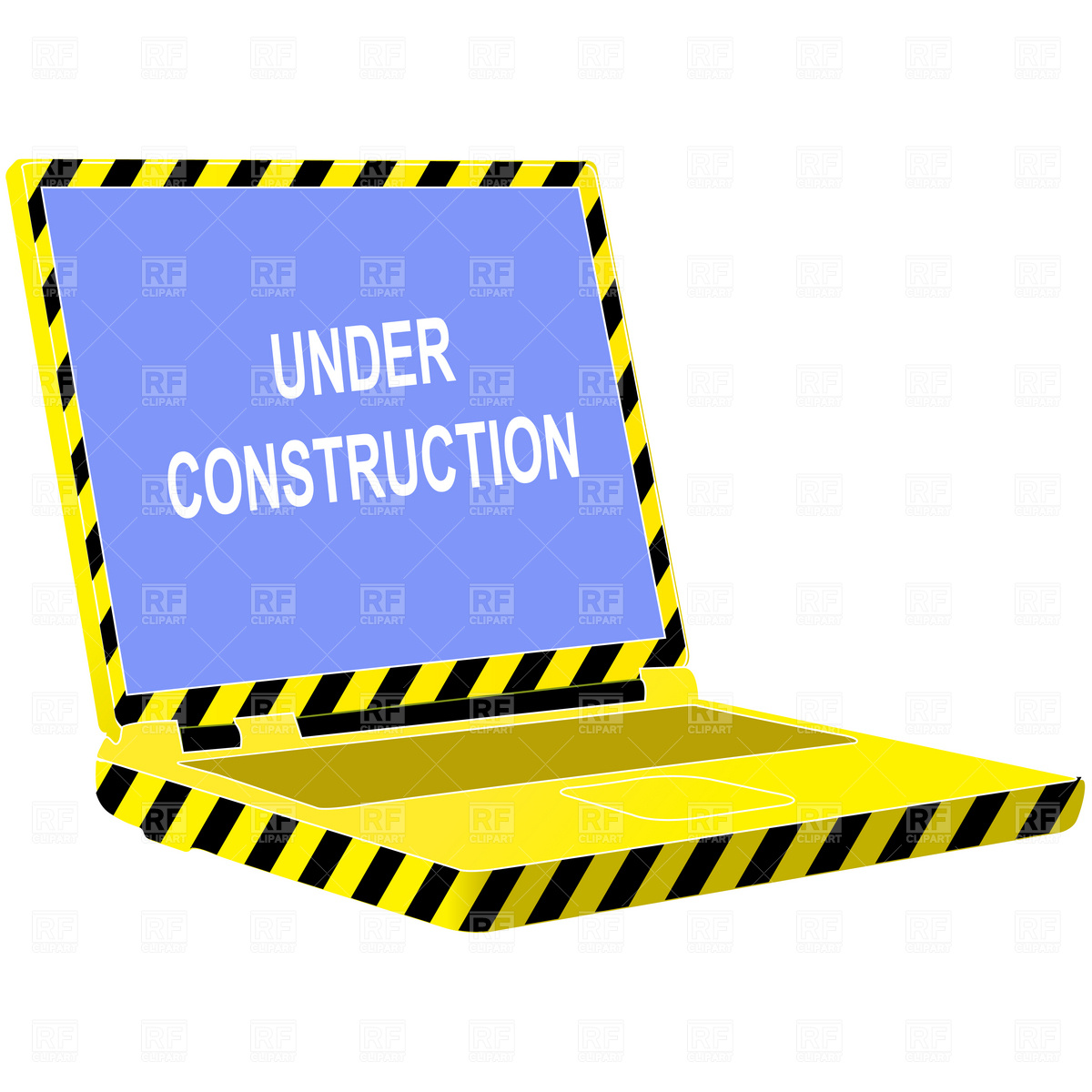 1200x1200 Under Construction Clipart Clipart Panda
