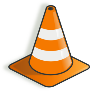 293x297 Cone Clipart Kid Construction