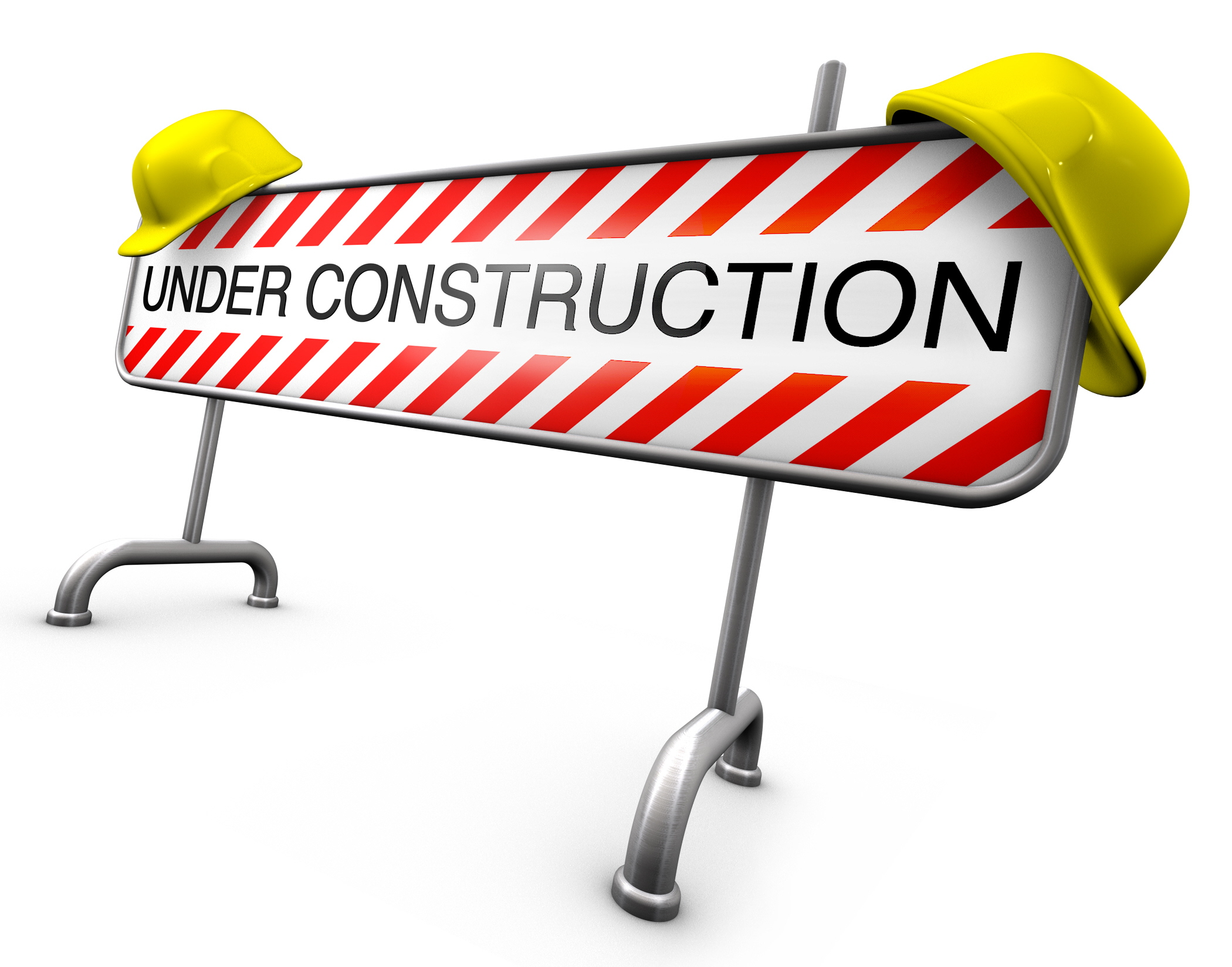 2100x1650 Under Construction Signs Clipart 3