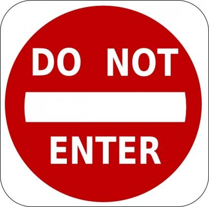 425x421 Do Not Enter Sign Clipart Roads Signs Air Planes Firetrucks