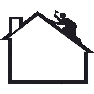 300x300 House Under Construction Clipart 101 Clip Art
