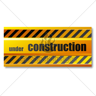325x325 Under Construction Sign
