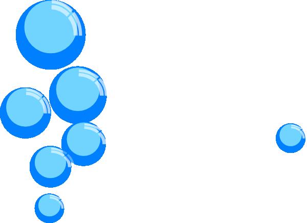 600x436 Bubbles Clip Art