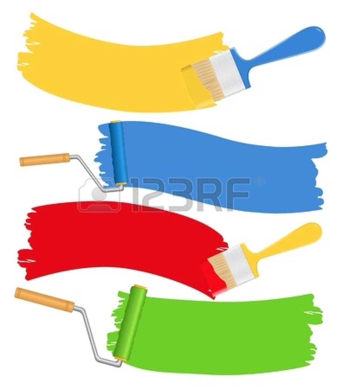 1188x1350 Painting Clipart Swoosh