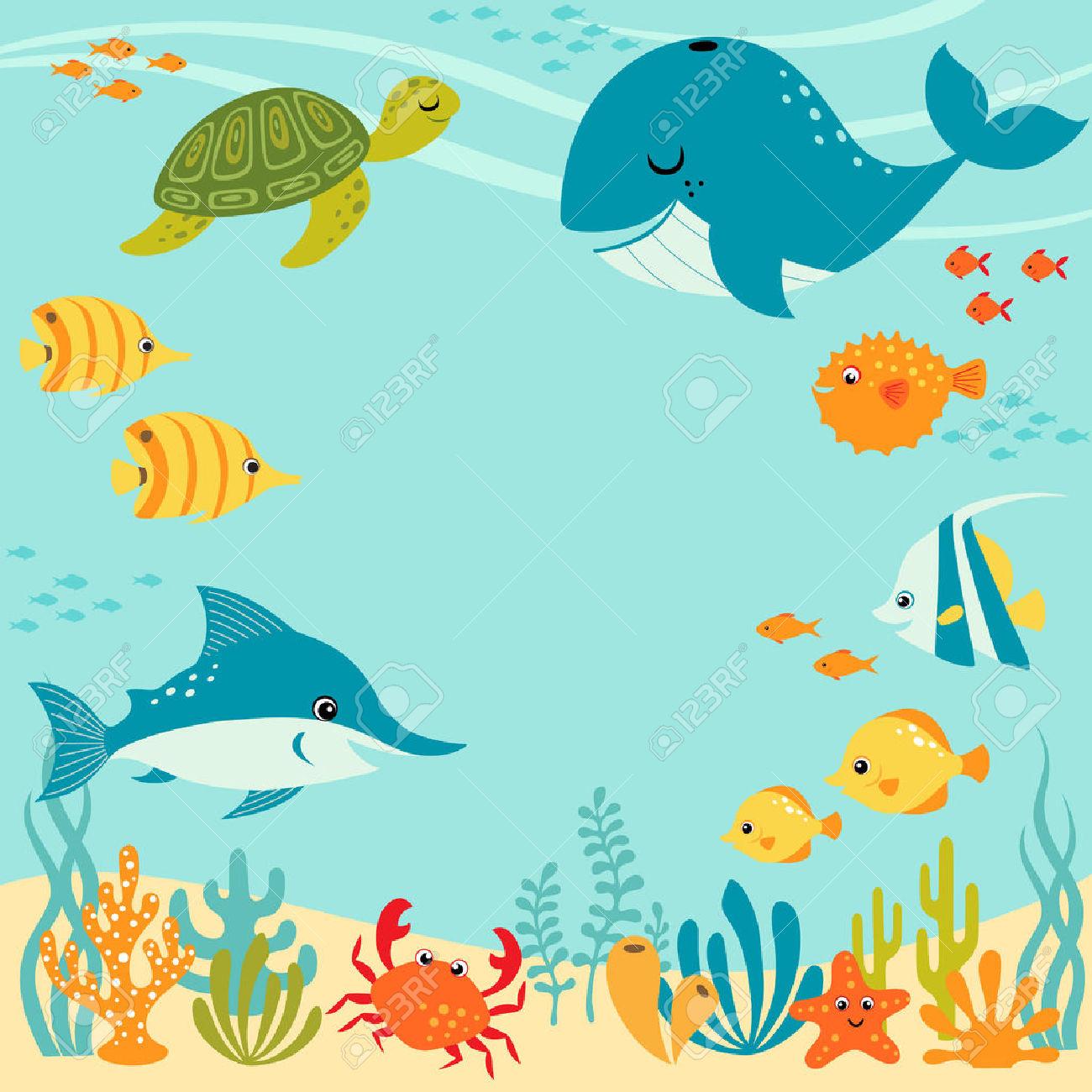 Underwater Cliparts | ...