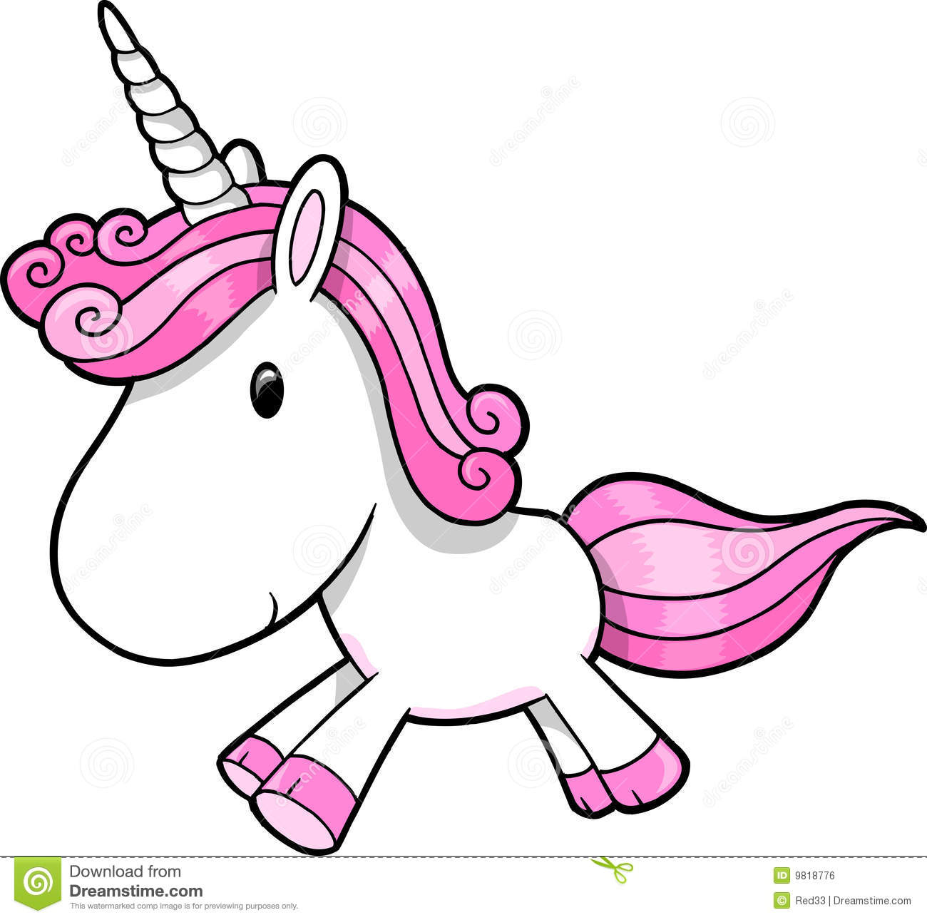 Unicorn Head Clipart   Free download on ClipArtMag