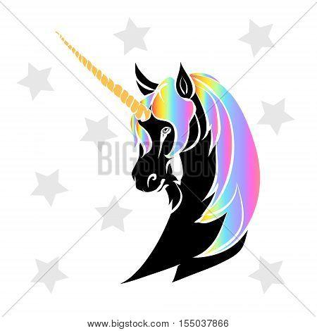 450x470 Horse Head Silhouette Images, Illustrations, Vectors