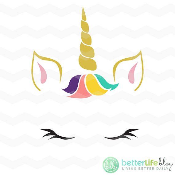 Unicorn Head Silhouette | Free download best Unicorn Head