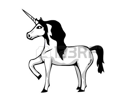 450x338 Unicorn Vector Illustration Royalty Free Cliparts, Vectors,