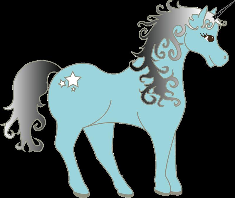 Unicorns Cliparts