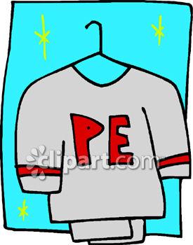 275x350 A School Physical Education Uniform