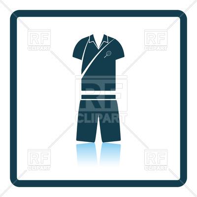 400x400 Tennis Man Uniform Icon