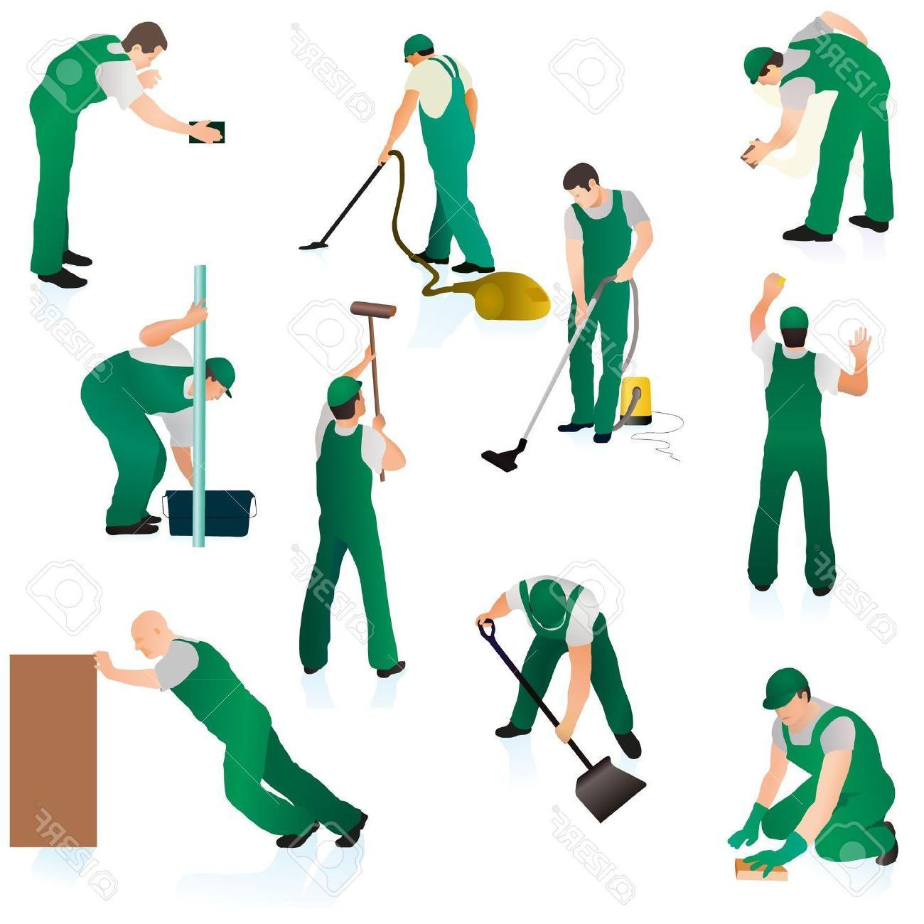 1300x1300 Best Hd Uniform Clipart Janitor Photos