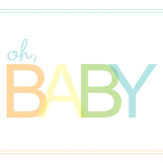 550x550 Baby Clipart Neutral
