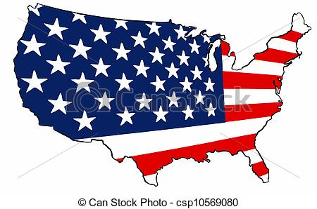 450x298 United States Of America Clipart
