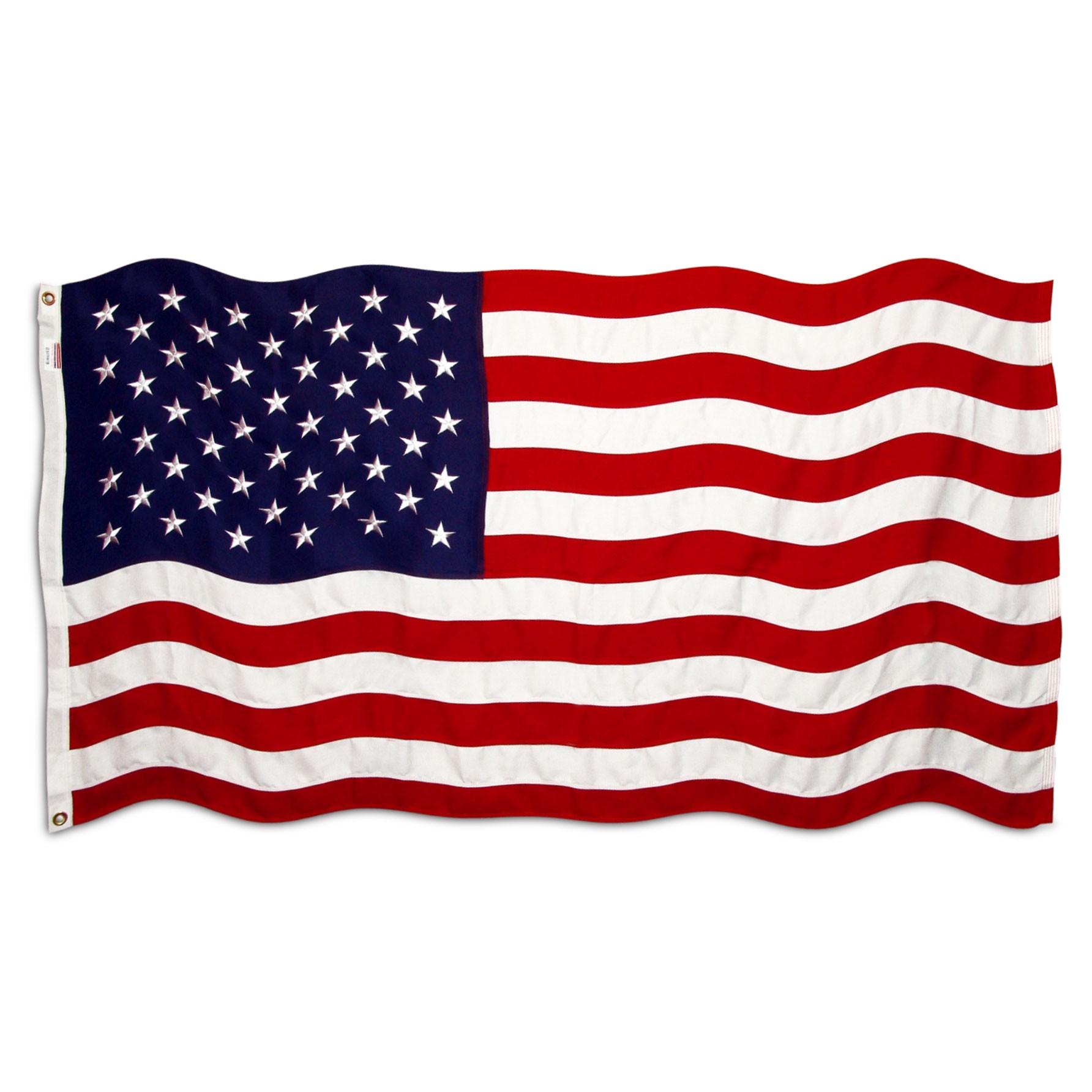 1784x1784 American Flag Clipart 3