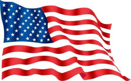 448x277 Free American Flag Clip Art