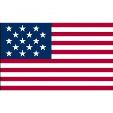 374x374 American Flag Clip Art