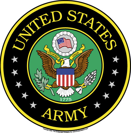 500x507 Department Of The Army Seal Clip Art 101 Clip Art