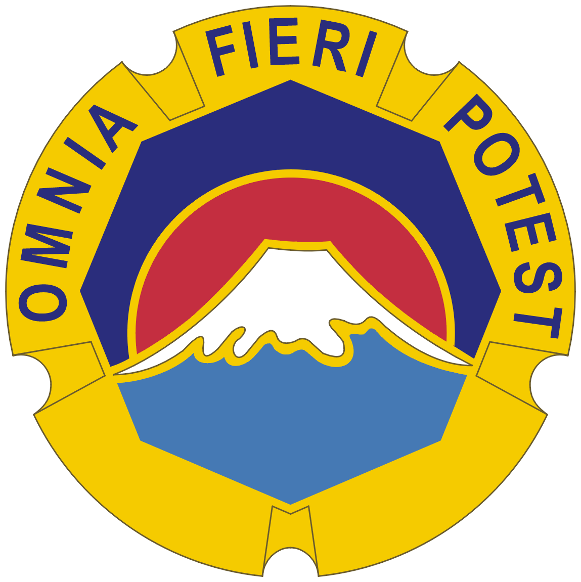 1149x1151 Fileunited States Army, Japan Distinctive Unit Insignia.png