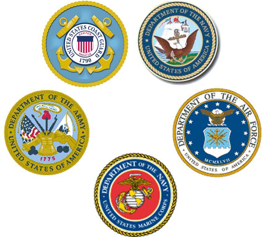 862x768 Military Logo Clip Art