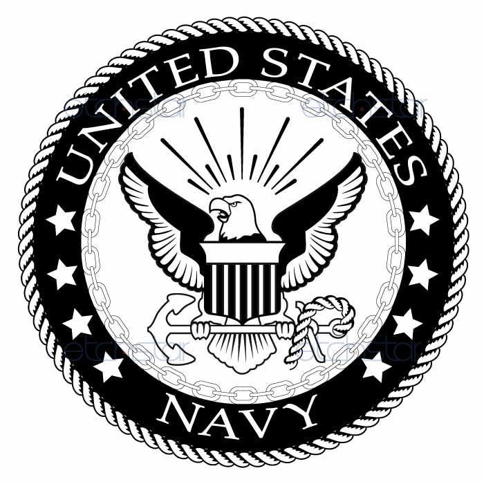 700x700 Us Navy Logo Clip Art
